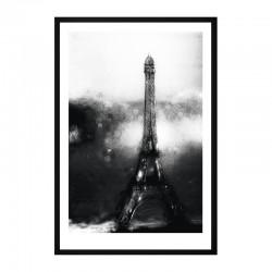 Tour Eiffel après, Tirage...